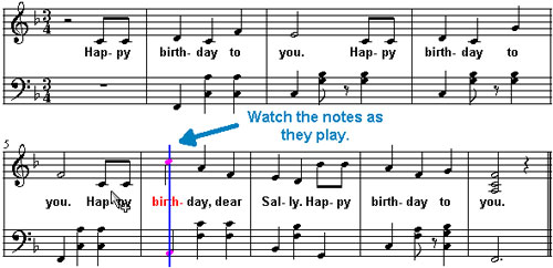 Happy Birthday Piano Sheet Music Pdf - other workshappy birthday ...